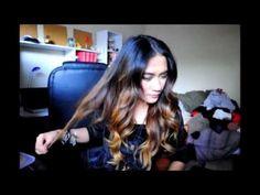 Perfect Loose Waves Hair Tutorial (Lauren Conrad curls)- she's got some good tutorials Wand Hairstyles, Curled Hairstyles, Pretty Hairstyles, Wedding Hairstyles, Curling Hair With Wand, Curling Iron, Loose Waves Hair Tutorial, Second Day Hairstyles, Heatless Curls