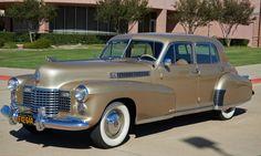 1941 Cadillac 60 Special Sedan