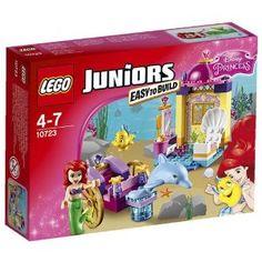 LEGO Juniors 10723: Ariel's Dolphin Carriage Mixed: LEGO: Amazon.co.uk: Toys & Games