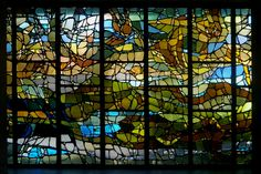Henry Haig Stained Glass, Jubilation Window | Flickr - Photo Sharing!