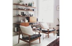 Woonfavoriet: de Deense fauteuil