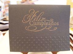 Mis tarjetas / My cards 2013. Ily