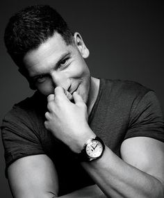 Jon Bernthal from The Walking Dead...call me.
