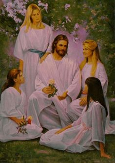 LDS Young Women Know That They Are Daughters of God.