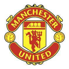 Manchester United Premier League, Manchester United Wallpaper, Manchester United Football, Arsenal Fc, Soccer Logo, Fc Liverpool, Fc Chelsea, Uefa Champions, Soccer Kits