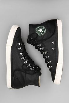 The Best Men's Shoes And Footwear : Converse All Star Hiker Sneaker Another of my favorites in my sneaker rotation. Converse All Star, Outfits With Converse, Converse Sneakers, Converse Chuck Taylor All Star, Vans, Me Too Shoes, Men's Shoes, Nike Shoes, Designer Shoes