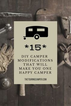 Over the fouryears that we've owned our Keystone Passport, we've found a few ways to make the camper better fit our family's needs. Here's a list of the various modifications we've made thus far: Inside: Dinette table extension Under-the-bed rolling…