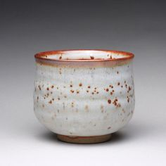 handmade stoneware chawan tea bowl ceramic cup von rmoralespottery