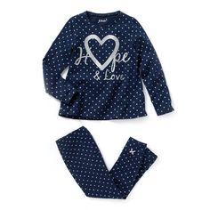 Pijama às bolas em jersey R Kids | La Redoute