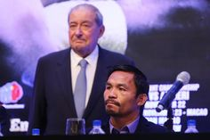 Top Rank CEO Bob Arum said Pacquiao has agreed to all terms for a potential May 2 bout at the MGM Grand in Las Vegas.