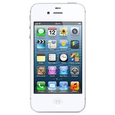 Apple 8GB iPhone 4S Smartphone - White