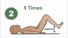 The Best Exercises To Relieve Sciatica Nerve Pain & Heal Sciatica (Video)