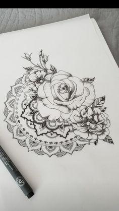 Tattooing - Tattoo ideas - # Tattooing tatuagem tatuagem cascavel tatuagem de rosa tatuagem delicada tatuagem e piercing manaus tatuagem feminina tatuagem moto clube tatuagem no joelho tatuagem old school tatuagem piercing tattoo shop Tatuajes Tattoos, Leg Tattoos, Body Art Tattoos, Tattoo Drawings, Sexy Tattoos For Girls, Tattoo Girls, Girl Tattoos, Tattoos For Women, Tatoos