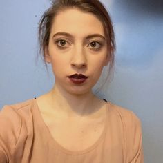 A Walk with Bee : MOTD: Subtle eyes with a bold lip