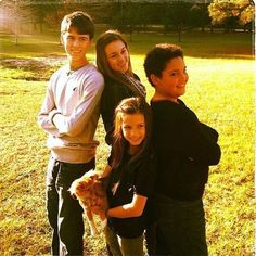 Robertson siblings  John Luke, Sadie, Willie Jr., and Rebecca from Duck Dynasty on A