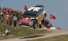Sebastien Ogier - WRC Rally Turkey by Ben Gilbert, via 500px