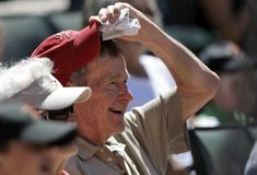 George Bush, the president of the United States, will be memorialized during a state funeral Wednesday, and since his death last week his fondness for baseball and roots in Bush Family, Sports Figures, World Of Sports, The St, Families, Connection, United States, Memories, Baseball