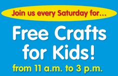 FREE CRAFTS FOR KIDS - Lakeshore Learning:  March 3rd Designer Mirror, March 10th Totally Wild Animal Headband, March 17th Lucky Shamrock Rainbow Ribbon, March 24th Spring Flower Bouquet, March 31st Buggy Scene