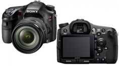 Sony's awesome new DSLR has just been released, named the Alpha SLT-A77. There are a few key features that everyone looks for in a DSLR, mainly the quality of photos that are able to be produced, and just the all around settings and features for the modern-age photographer.