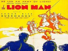 THE LION MAN (1936) Jon Hall - Kathleen Burke - Ted Adams