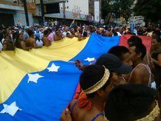 #Venezuela #Protesta Nacional #TomaDeCaracas en #Fotos del #1Sep #Fuente #Web de #EfectoCocuyo