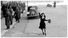 Roma, città aperta 1945 Director Roberto Rossellini Guión Federico Fellini, Sergio Amidei, Roberto Rossellini Reparto Anna Magnani, Aldo Fabrizi, Marcello Pagliero, Maria Michi, Harry Feist, Vito Annichiarico 100 minutos