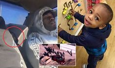 ILLINOIS... Facebook Live shooting of two-year-old Chicago boy LAVONTAY WHITE  | Daily Mail Online
