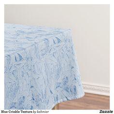 Blue Crinkle Texture