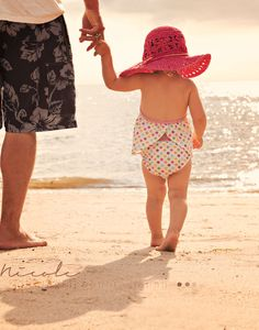 Father Daughter Photography - Cape Cod Beach (Truro Massachusetts)- Toddler Girl || New England based Photographer Nicole Grace Photography serves Massachusetts and beyond