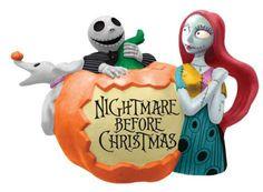 Nightmare Before Christmas Pumpkin Nightmare Teapot