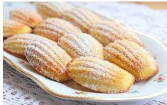 """Delicious homemade cookies """"Madeleine"""" in 15 minutes Many housewives are going to buy a variety of cookies in the shops. Hungarian Recipes, Russian Recipes, Easy Cooking, Cooking Recipes, Russian Desserts, Sweet Pastries, Homemade Cookies, Homemade Biscuits, Sweet Desserts"""