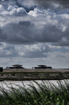 Orford Ness - world war and cold war testing site. Haunting beauty taken over by nature. Such a stunning place.