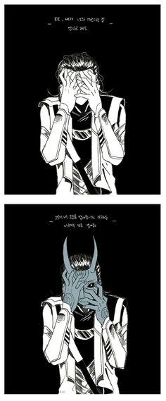 Loki || Cr: 블루