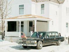 1982. El Cadillac de Ronald Reagan