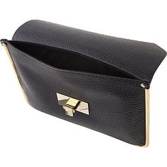 CHLOE Sally iPad clutch (Black