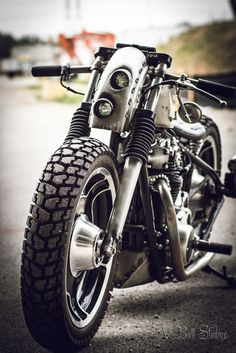 ~Bull Cycles XS650 APOC