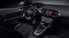 El Peugeot i-Cockpit ha sido una de las claves del éxito del New Peugeot 308. Con su versión GT, el diseño muestra su cara más deportiva manteniendo la intuitividad como estandarte.