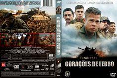 Os Melhores Filmes em Torrent: CORAÇÕES DE FERRO (2015) DUBLADO 1080p