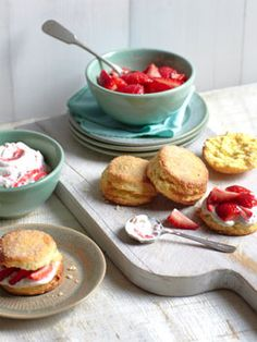 Strawberry shortcake #sweet #cake #shortcake #strawberry