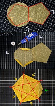 Vixy: Tutorial: Cutii stelute 3D