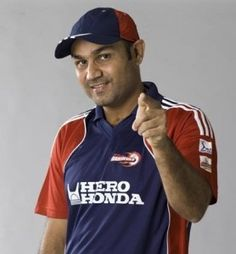 Sehwag appoints himself as the captain of ‪#‎SehwagInternationalSchool‬ cricket team