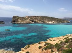 Málta - Blue lagoon