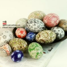 China Jingdezhen Chamber of Commerce export hand-painted ceramic ornament/decoration/egg/eggs