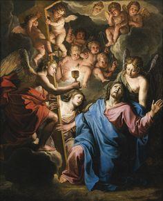 Noël Coypel | Christ on the Mount of Olives, ca. 1704 | Sotheby's