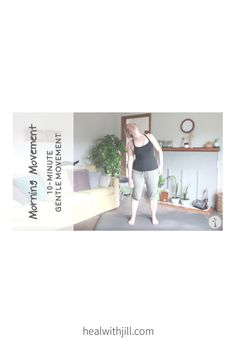 10-minute gentle morning movement. Youtube, Youtubers, Youtube Movies