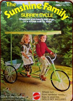 The Sunshine Family play sets (1974-1978)
