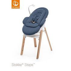 Stokke Steps Bouncer Blue Blue
