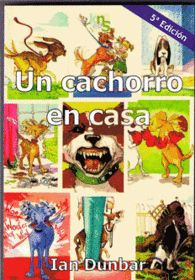 UN CACHORRO EN CASA