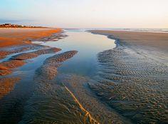Low Tide | Anastasia Island, Florida
