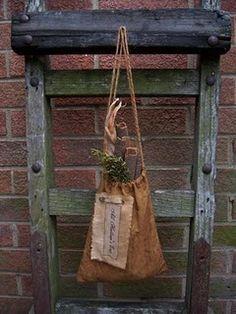 Cinnamon stick bag~